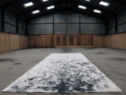Kate Hammersley Flows 9 Metre Drawing