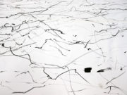 Kate Hammersley Flows Helium Drawing (detail) 7