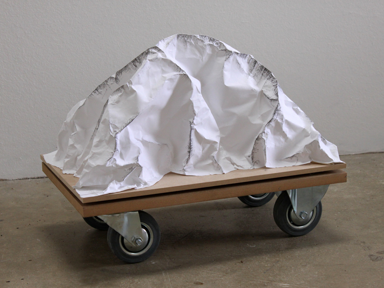 Kate Hammersley Moveable Mountain