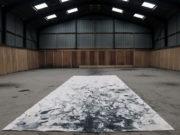 Kate Hammersley Flows 9 Metre Drawing