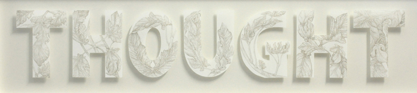 Kate Hammersley THOUGHT silverpoint